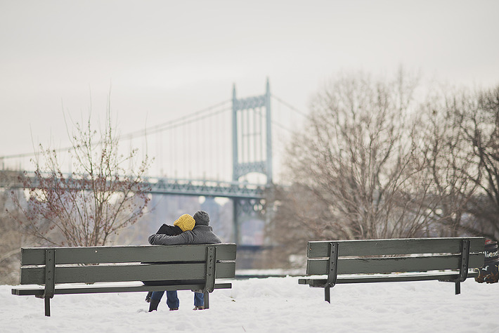 Astoria Park couple session
