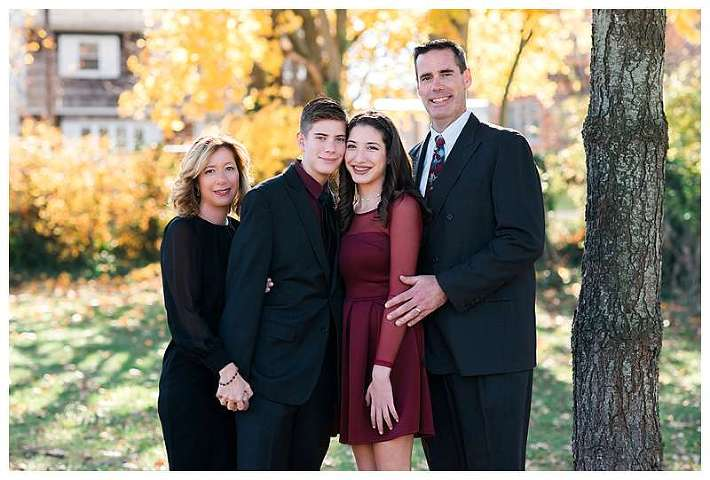 Long Island Bat & Bar Mitzvah Photography family photo