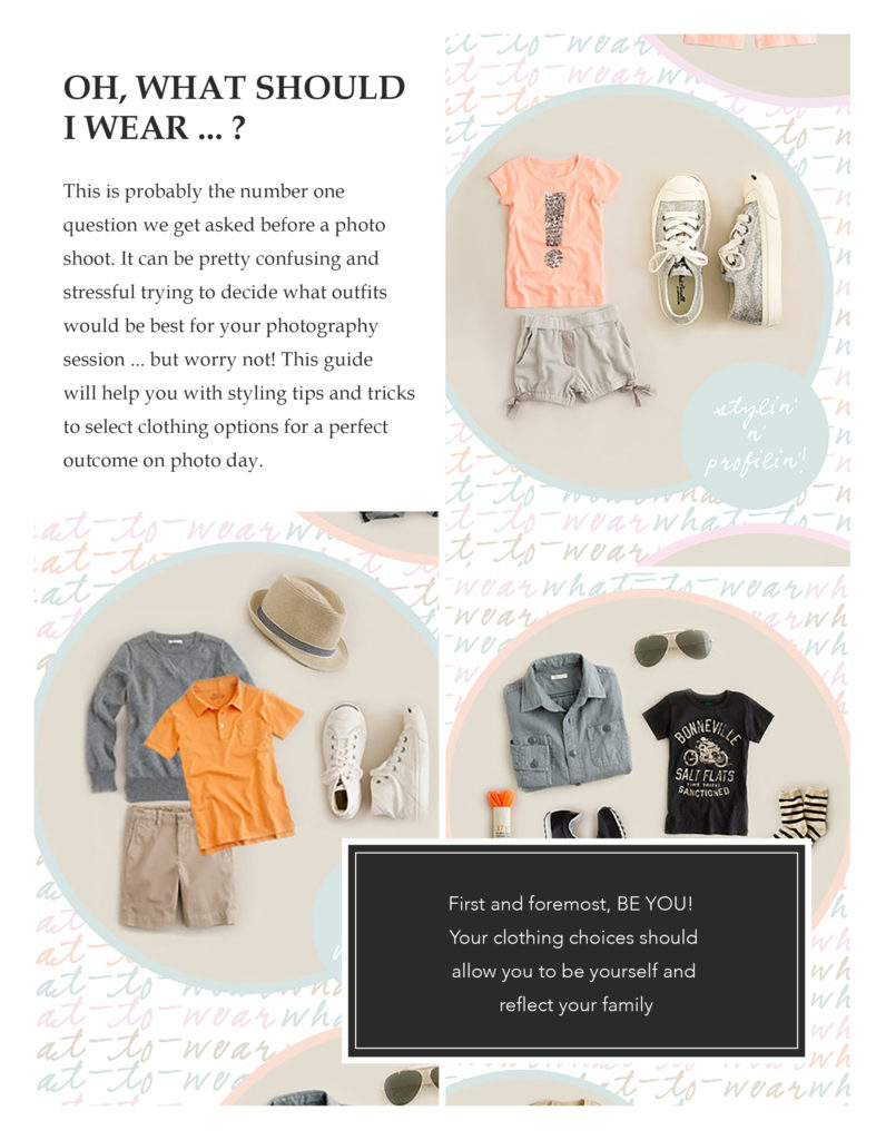 Leslie Renee Photography What to Wear Guide 02