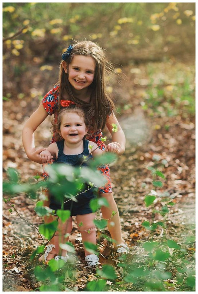 Long Island Family Photographer sisters