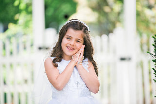 Long Island Modern Portrait Photographer sweet little girl