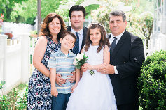 Long Island Modern Portrait Photographer family photo