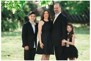 Long Island Bat Mitzvah Photographer all dressed up