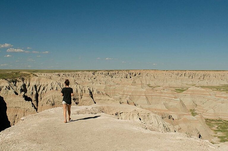 Family Travel Photography The Badlands