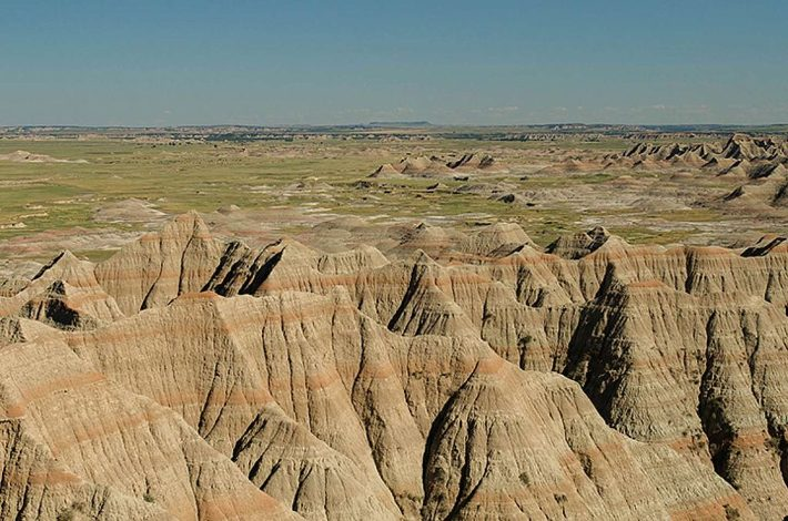 Family Travel Photography National Park the Badlands