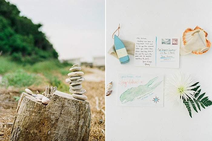 Long Island Film Beach Engagement film photography story telling details