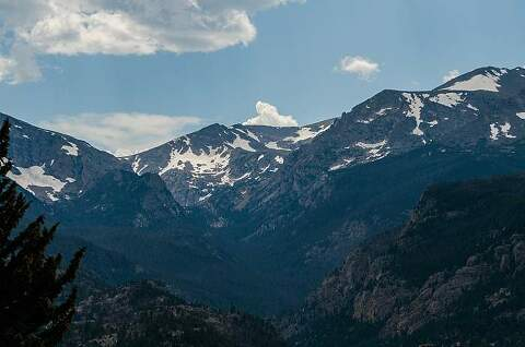 Rocky Mountain National Park road trip