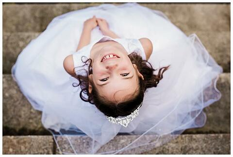 Long Island Communion Photography from above