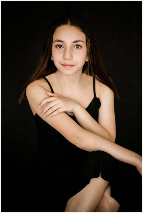 Bat Mitzvah Portrait Session sue bryce teen